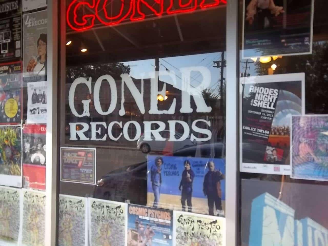 GonerFest 15 hosted by Goner Records