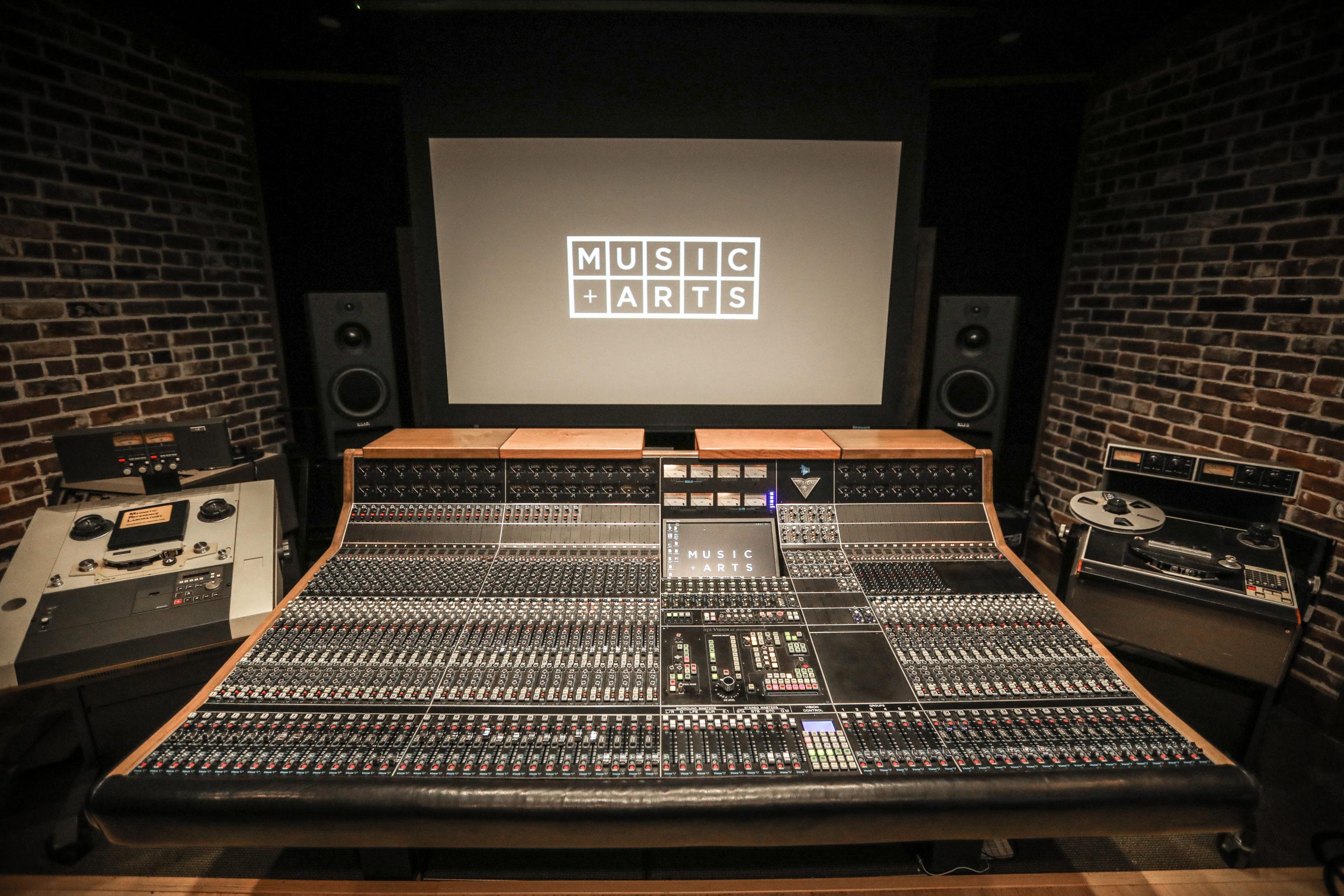 Music+Arts Studio